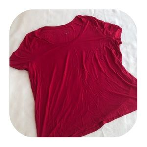 6/$15 A New Day XXL soft red T-shirt